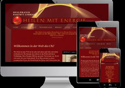 Chi Heilung – Hartmut Lohmann