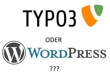 Typo3 oder WordPress ?