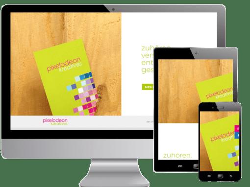 Pixelodeon – Kreatives
